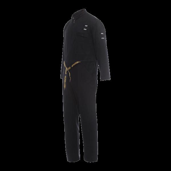 Oversize Jumpsuit NAVI x LITKOVSKAYA Black