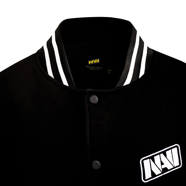 NAVI 2020 Old But Gold Monochrome College Jacket