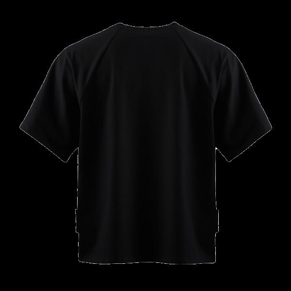 Black oversized T-shirt NAVI x KSENIASCHNAIDER