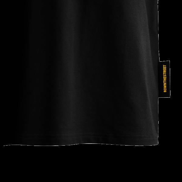 Оверсайз футболка NAVI x KSENIASCHNAIDER чёрная